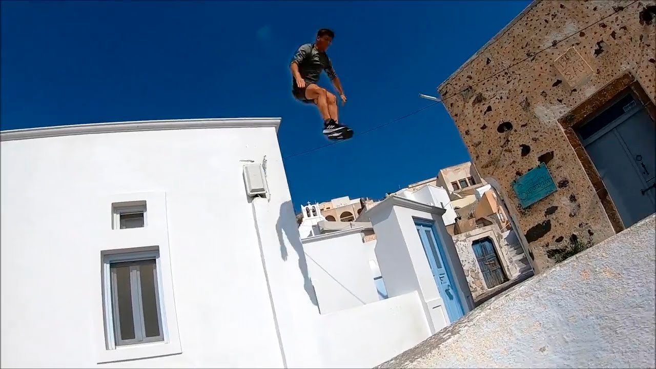 Best of Parkour and Freerunning Winter 2019