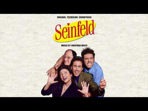 Seinfeld Official Soundtrack | Seinfeld Theme - Jonathan Wolff | WaterTower