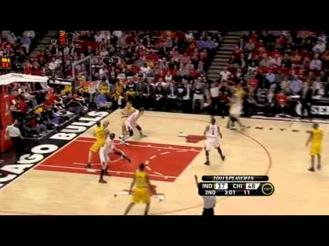 NBA Playoffs 2011: Indiana Pacers Vs Chicago Bulls Game 5 Highlights