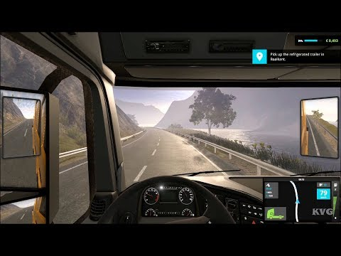 Truck Driver - Gameplay (PS4 HD) [1080p60FPS]