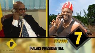 PALAIS PRESIDENTIEL EP07