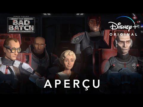 Star Wars : The Bad Batch - Aperçu (VOST) | Disney+