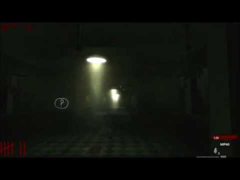 Custom Zombie Map 001 Corridor l Part 1