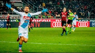 MILAN - NAPOLI 1-2| PARTITA DELLA MADONNA
