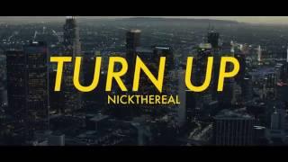 周湯豪 NICKTHEREAL《TURN UP》MV Teaser