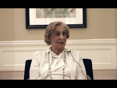 Stella Thomas - Interview for the Yiayia-Pappou Series