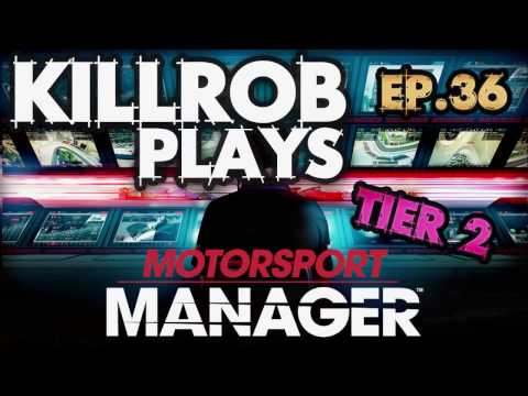 Motorsport Manager Ep.36: Down To The Last Tire