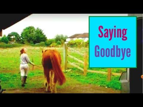 Saying Goodbye to the Animals /vlogtober/