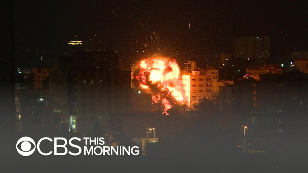 Cease-fire ends latest Israeli-Palestinian violence – for now
