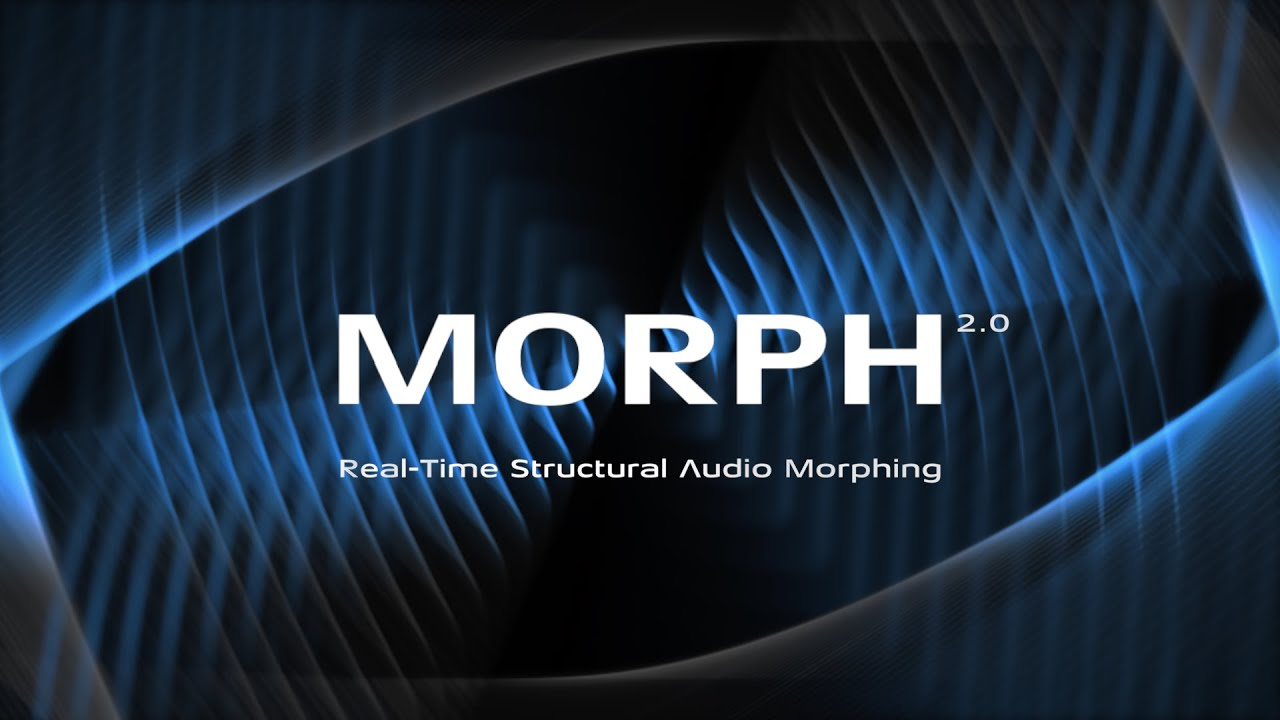 zynaptiq: MORPH