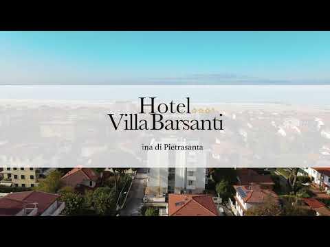 Hotel Villa Barsanti - video drone