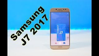 Samsung Galaxy J7 2017 года