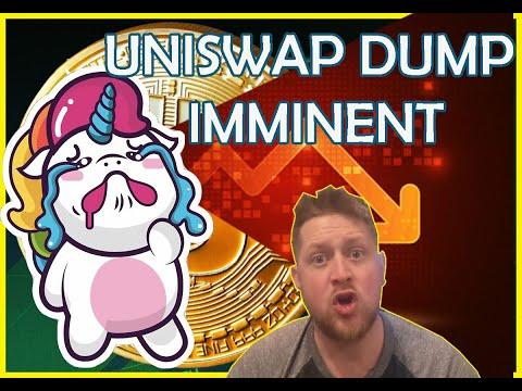 UNISWAP - FARMING DONE - DUMP INCOMING - 1.1 $BILLION$ IN ETHEREUM