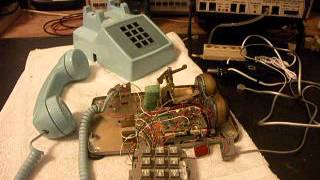 Western Electric 2500 Touch Tone Telephone Repair  www.A1-Telephone.com  618-235-6959