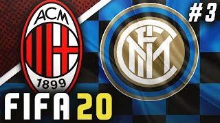 THE MILAN DERBY!! - FIFA 20 AC Milan Career Mode EP3