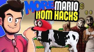MORE Mario ROM Hacks - AntDude