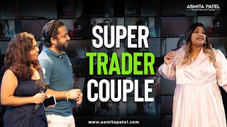 The Super Trader Couple