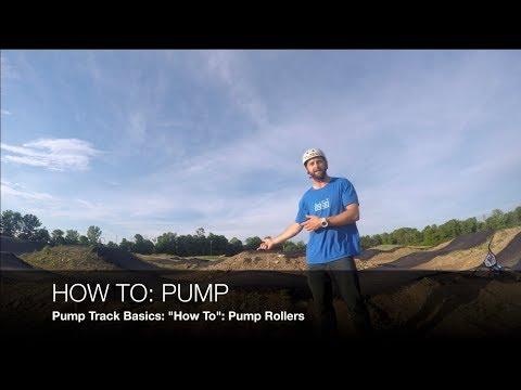 BMX/MTB HOW TO: PUMP