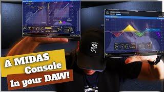 TC Electronic DYN 3000 | PEQ 3000 Plugins Review