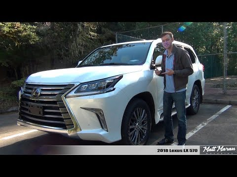 Review: 2018 Lexus LX 570 – The Most Reliable Luxury SUV?