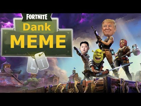 Fortnite Battle Royal Dank Memes Try Not To Laugh