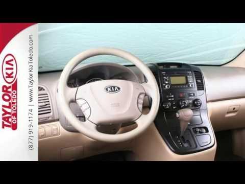 Used 2010 Kia Sedona Toledo OH Sandusky, OH #FK13399 · Taylor Kia Toledo
