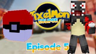 Minecraft Pixelmon Eclipse - Episode 5 -