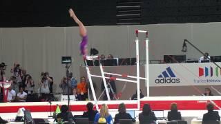 Daria Spiridonova - UB final european 2015