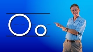 Learn The Letter O  Let's Learn About The Alphabet  Phonics Song For Kids  Jack Hartmann