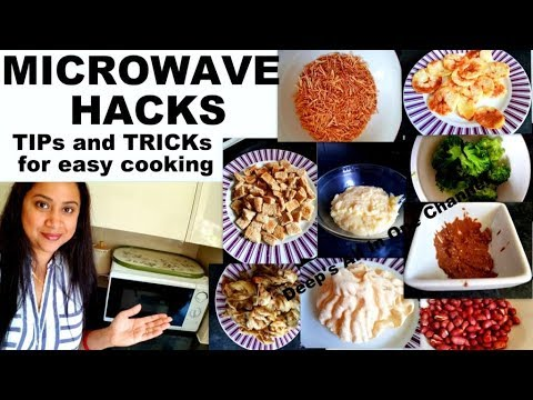 Best Microwave Hacks for Everyday Cooking | Tips and Tricks for cooking with Microwave