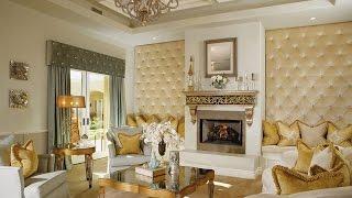 видео Стиль прованс в интерьере кузни, гостиной и других комнат