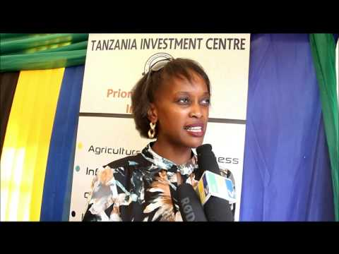 The Managing Director of Tanzania Investment Centre (TIC) Speaking to journalists (MICHUZI TV)