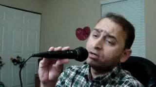 """Kamalesh sings """"Rote rote hasna seekho"""""""