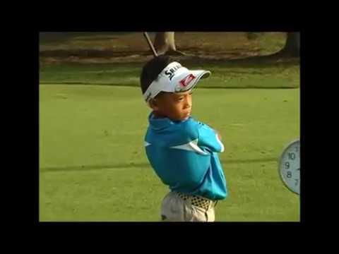 Kids Golf World Championship Malaysia 2016 - DAY 2