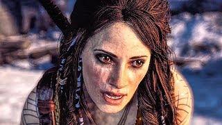 GOD OF WAR 4 All Freya Scenes (PS4 PRO 60FPS)