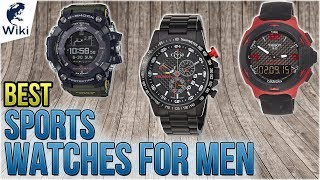 10 Best Sports Watches for Men 2018