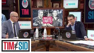World Series Of Darts Turns Into World Series Of Farts | Tim and Sid