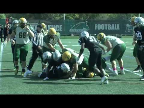 Football vs Delaware Valley Highlights