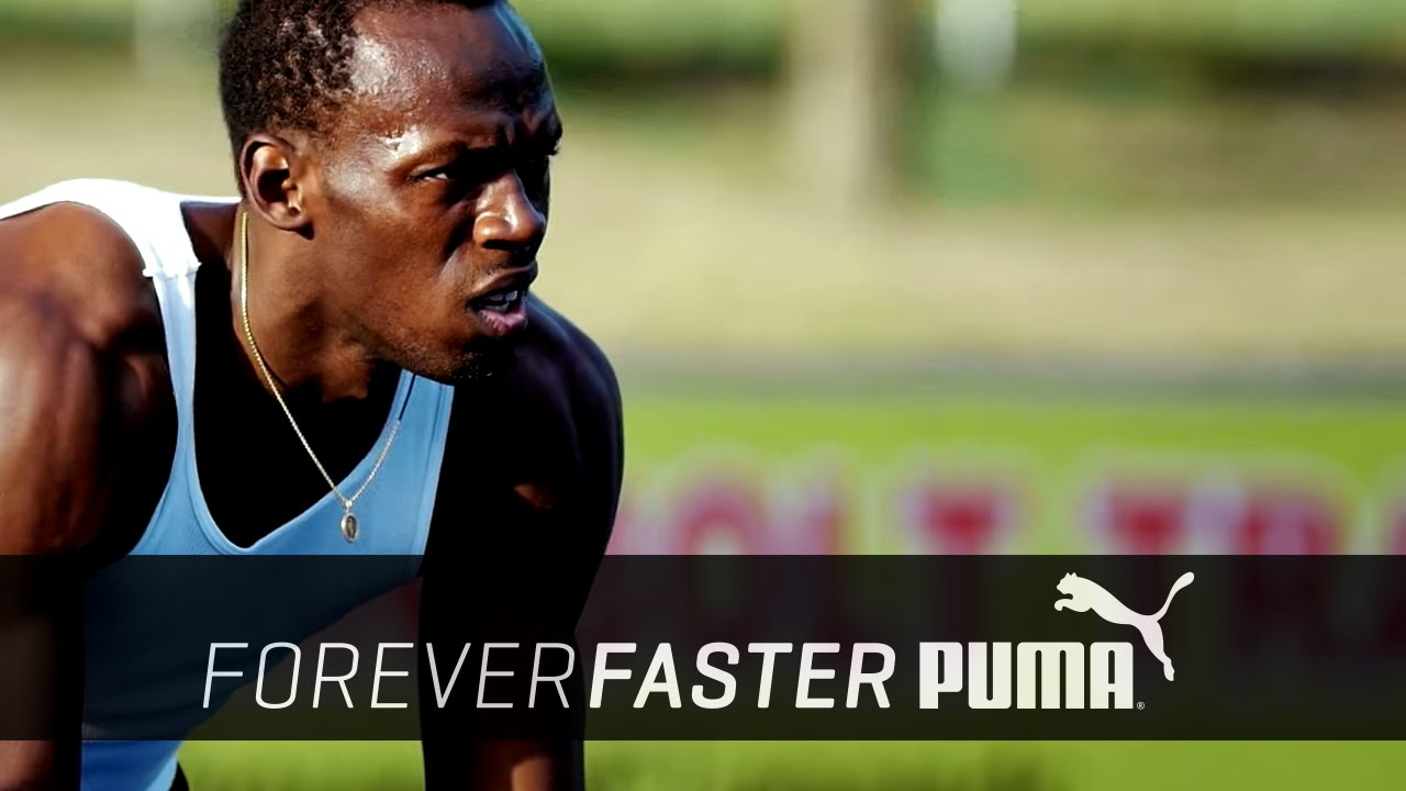 """77b92cdd351 USAIN BOLT TRAINS FOR """"ONE MOMENT"""" 