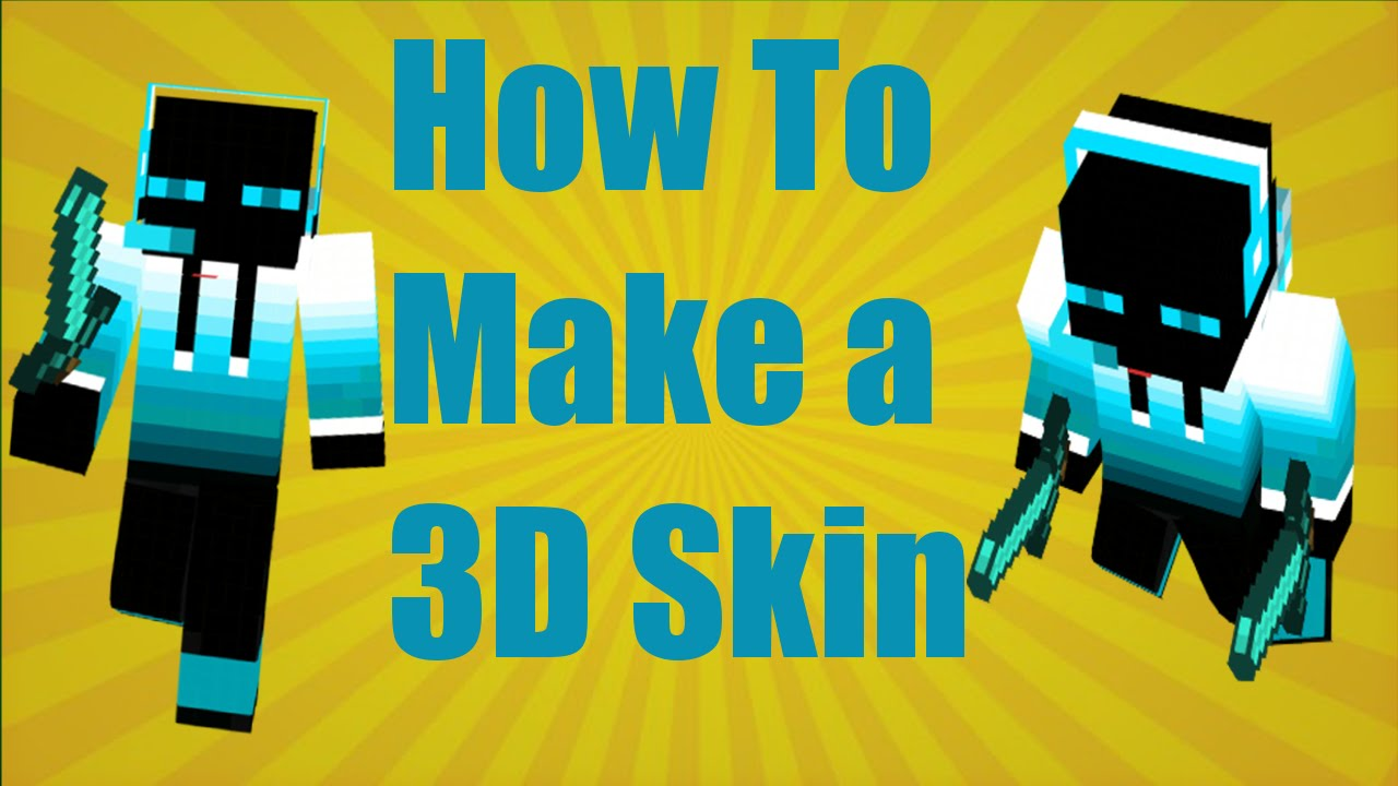 how to make a minecraft skin animation
