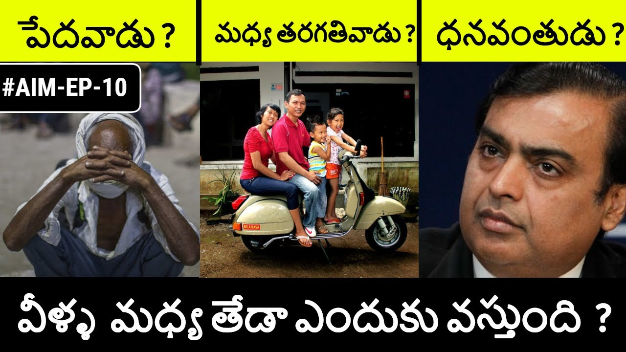 How to Become Rich | Rich Dad Poor Dad Summary in Telugu | AIM Episode 10 | Minute Stuff