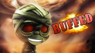 Amumu gets BUFFED! New OP low elo solo queue stomper - League of Legends
