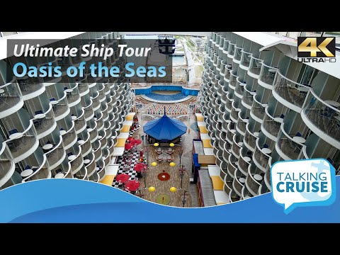 Oasis of the Seas - Ultimate Cruise Ship Tour - 2017