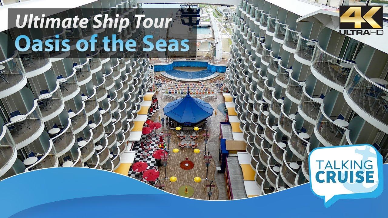 Oasis Of The Seas Video Tour