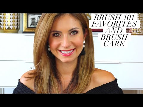 How to Pick the Right Makeup Brushes, My Favorites and How I Clean my Makeup Brushes