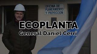 Ecoplanta: presidente de la cooperativa de trabajo