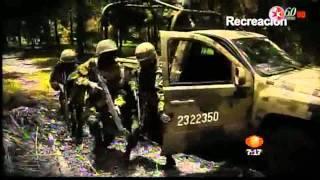 Repeat youtube video El testimonio de un soldado mexicano herido