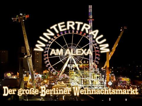 wintertraum am alexa der gro e berliner weihnachtsmarkt. Black Bedroom Furniture Sets. Home Design Ideas