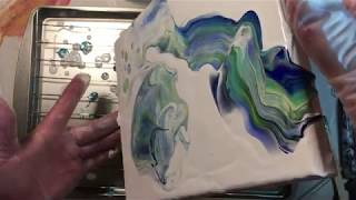 Acrylic Pouring Kit for beginners part 2