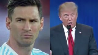 Argentina Trolls Donald Trump & His Comments on Latinos In Copa America Soccer Ad